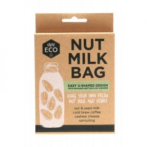 EVER ECO Nut Milk Bag - U-Shaped Design