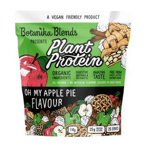 vegan protein sources - Plant Protein - Oh My Apple Pie
