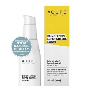 Brightening - Super Greens Serum 30ml - ACURE BUY NOW