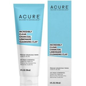 Cleansing Clay for Fair Skin - ACURE Incredibly Clear - Cleansing Clay