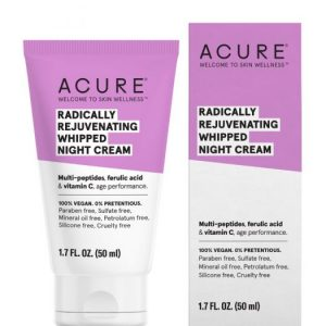 ACURE Whipped Night Cream - Radically Rejuvenating 50ml