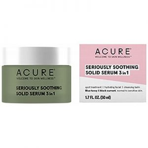 Seriously Soothing Solid Serum - ACURE - 3 In 1 50ml
