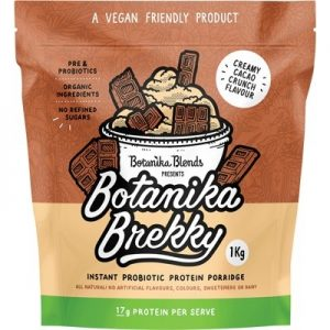 Probiotic Porridge - Cacao Crunch - BOTANIKA BLENDS - Brekky - 1kg