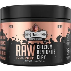Best Calcium Bentonite Clay - MY MAGIC MUD - 155.9g